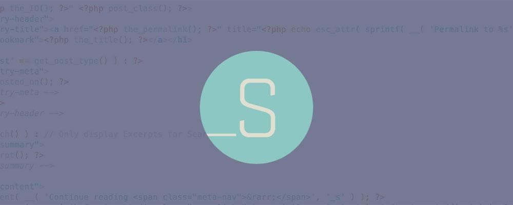 Criando um tema WordPress usando Underscores (_s)